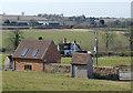 SO7891 : Farmland at Lower Beobridge, Shropshire by Roger  Kidd