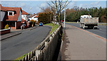 J3875 : Tillysburn Park, Belfast by Albert Bridge