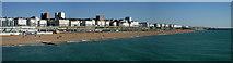 TQ3103 : Brighton Sea Front by Brett Oliver
