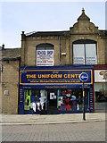SE2627 : The Uniform Centre - Queen Street by Betty Longbottom