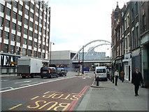TQ3382 : Shoreditch High Street, London E1 by Stacey Harris