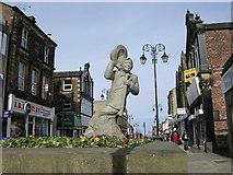 SE2627 : Ernie Wise - Queen Street by Betty Longbottom