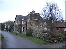 SK4338 : Dale Abbey by Andrew Abbott