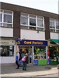 SE2627 : Card Factory - Queen Street by Betty Longbottom