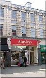 SE2627 : Ainsleys - Queen Street by Betty Longbottom