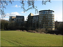 SE1438 : Victoria Mills Apartments, Shipley by Stephen Armstrong
