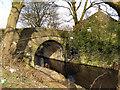 SD9113 : Rochdale Canal, Bridge 56 by David Dixon