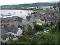 SH7877 : Roofscape of Conwy by N Chadwick