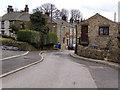 SD8117 : Mill Lodge Lane, Turn by David Dixon