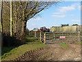 SU3447 : Charlton - Foxcotte Farm by Chris Talbot