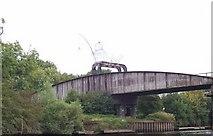 SE5946 : Old railway bridge by rod collier