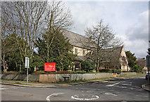 TQ1977 : St Paul, Grove Park, London W4 by John Salmon