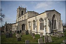 TF0024 : St.John the Evangelist's church by Richard Croft