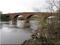 NS6861 : Haughhead Bridge by G Laird
