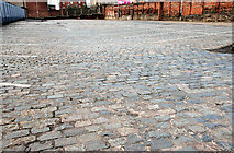 J3374 : Former Belfast Corporation yard (2) by Albert Bridge