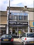 SE2123 : Phipps Opticians - Market Place by Betty Longbottom