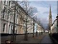 SX4654 : Wyndham Street West, Plymouth by Derek Harper