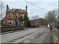 SJ9483 : Bridge at Higher Poynton by Alan Murray-Rust