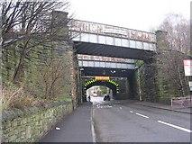 SE2334 : Bridge LBE 1/22 - Swinnow Road by Betty Longbottom