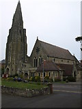 SZ5881 : St. Saviour on the Cliff, Shanklin by Andrew Abbott