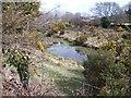 SH4239 : A minor tributary of Afon Erch near Gwernallt by Eric Jones
