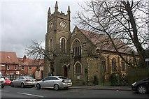 SO7847 : United Reformed Church, Malvern Link by Bob Embleton