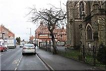 SO7847 : Worcester Road, Malvern Link by Bob Embleton