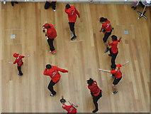 SP0786 : Bull Ring Dance by Gordon Griffiths