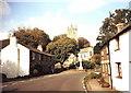 SX2281 : Altarnun village centre, Cornwall by nick macneill