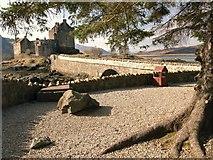NG8825 : Eilean Donan Castle by charlie millard