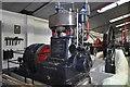 TM0880 : Belliss Morcom & Maudslay's Ltd Vertical Steam DC Generator by Ashley Dace