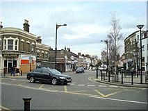 TQ4085 : Sebert Road, London E7 by Stacey Harris