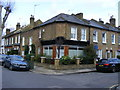 TQ2177 : Converted shop Paxton Road Chiswick by PAUL FARMER