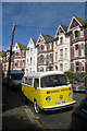 TQ8209 : VW Camper on Milward Crescent by Oast House Archive