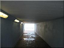 SU4212 : Subway under Dorset Street, Southampton by Alex McGregor