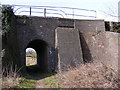 TM3977 : Footpath Tunnel under the Railway by Adrian Cable