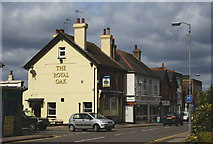 TQ3355 : The Royal Oak, Caterham-on-the-Hill, Surrey by Peter Trimming