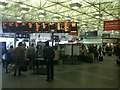 TQ2841 : Gatwick Airport Railway Station - concourse by Stacey Harris