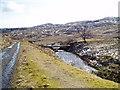 NS3063 : Collapsed bridge by Gordon Dowie