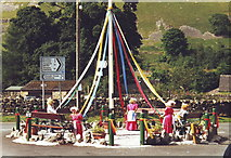 SD9772 : Maypole, Kettlewell, North Yorkshire by nick macneill