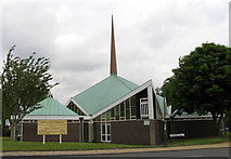 TQ1672 : St Richard, Ashburnham, Ham by John Salmon