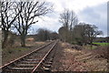 TF9918 : Mid Norfolk Northern Section Track by Ashley Dace