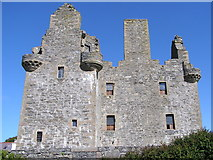HU4039 : Scalloway Castle by Robbie