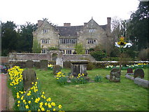 TQ3632 : The Manor House, West Hoathly by Colin Smith