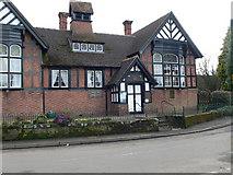 SJ8417 : Church Eaton Village Institute by Eirian Evans