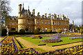 SP7316 : Formal Garden, Waddesdon Manor, Buckinghamshire by Christine Matthews