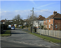 ST6770 : 2010 : Cherry Gardens, Willsbridge by Maurice Pullin