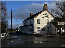 SJ8512 : The Hartley Arms, Wheaton Aston by Eirian Evans