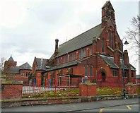 SJ9399 : Holy Trinity Community Centre by Gerald England