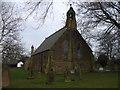 NZ2583 : Church of St Paul the Apostle, Choppington by John Lord